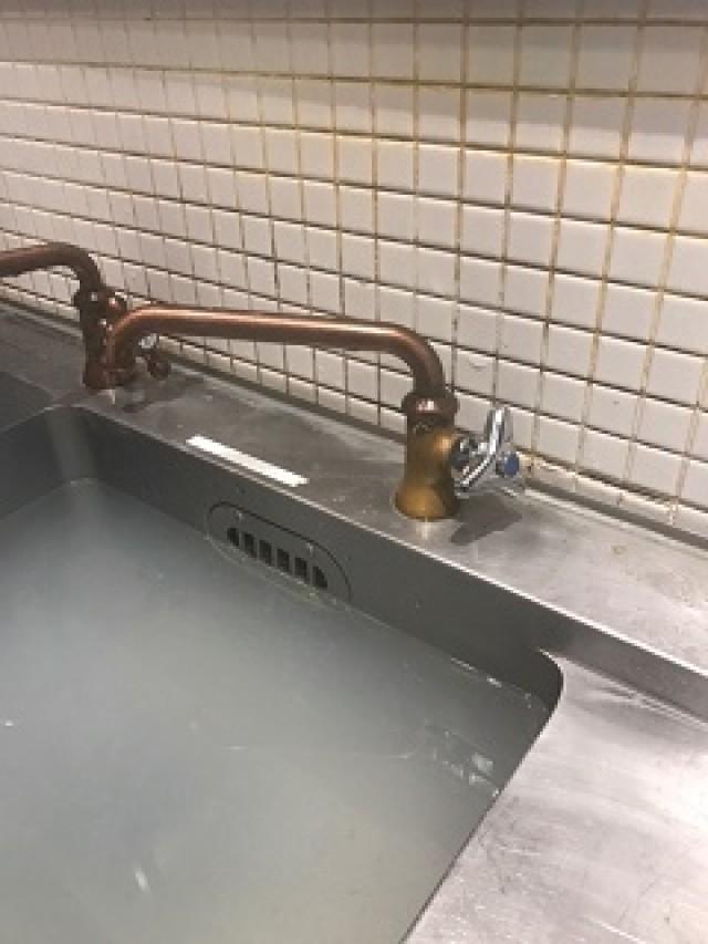 蛇口 水漏れ